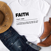 Faith Tee - Clothed in Grace