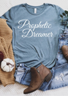 Prophetic Dreamer tee - Clothed in Grace