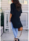 High Low Kimono Top - Clothed in Grace
