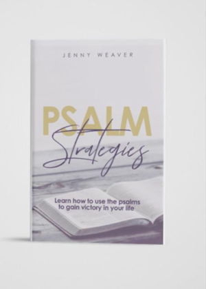 Psalm Strategies- In Color - Clothed in Grace