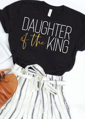 Daughter of the King - Clothed in Grace