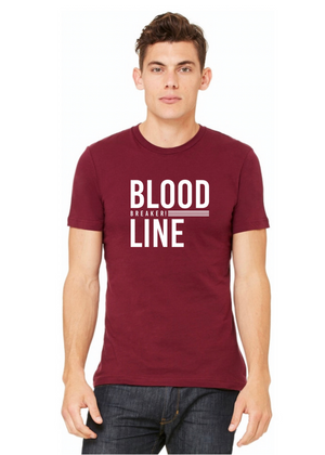 Bloodline breaker tee - Clothed in Grace