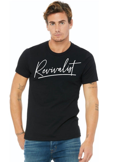 Revivalist Tee - Clothed in Grace