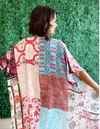 Kimono of many colors - Clothed in Grace