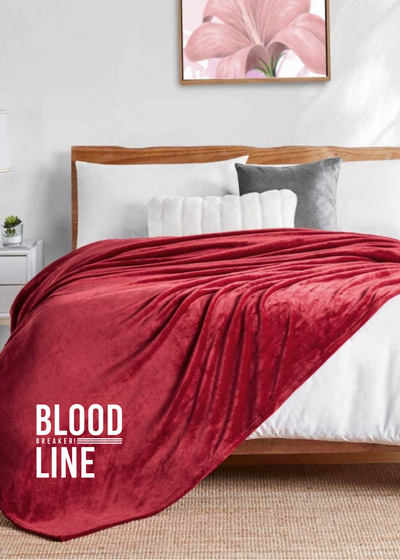 Bloodline Breaker Blanket - Clothed in Grace