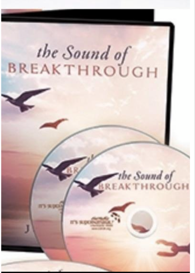The sound of breakthrough-3 cd set - Clothed in Grace
