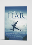 Fear is a Liar book - Clothed in Grace