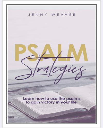 Psalm Strategies Ebook pdf - Clothed in Grace