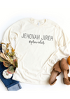 Jehovah Jireh #provider - Clothed in Grace