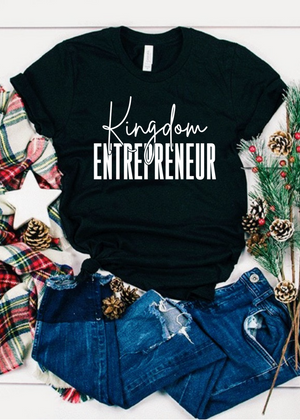 Kingdom Entrepreneur - Clothed in Grace