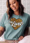 I'm loved John 3:16 tee - Clothed in Grace