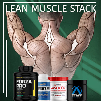 LG's Lean Muscle Stack