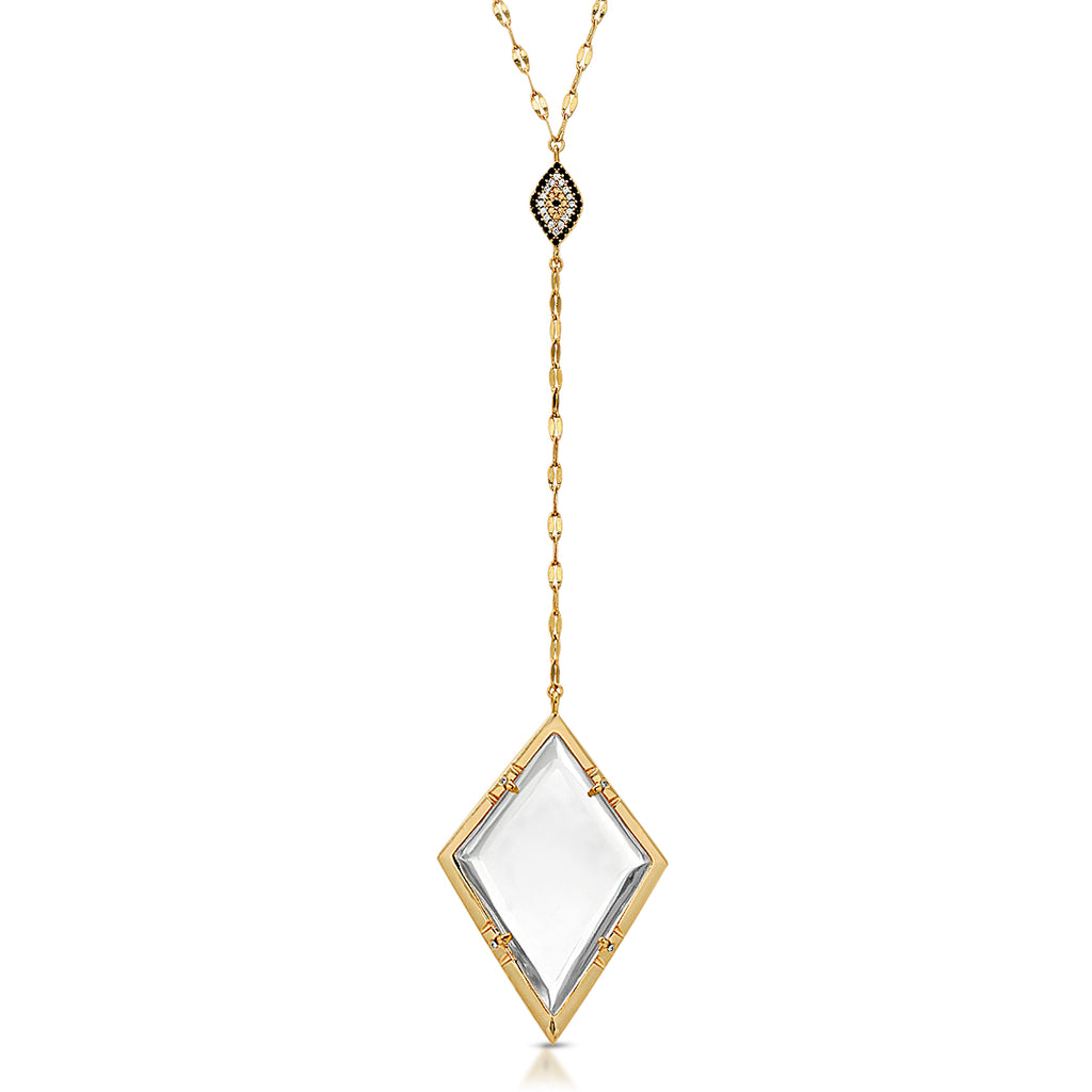 Jeziree Gold Lariat