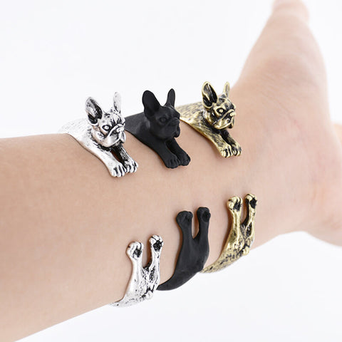 Frenchie Bangle - Totally Hippy