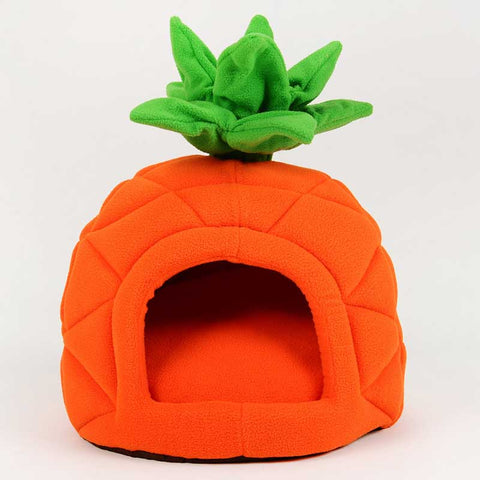 Image of Pineapple Puppy Bed