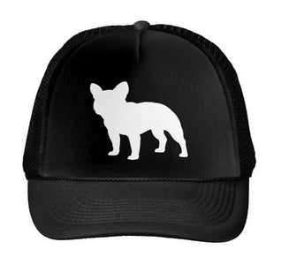 Frenchie Baseball Caps