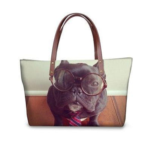 Pawsome Frenchies Tote Bag