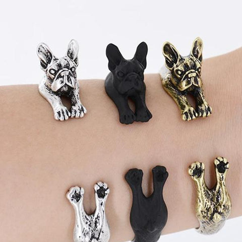 Image of Frenchie Bangle - Totally Hippy