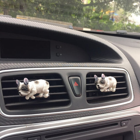 Image of Lovable Frenchies Car Air Freshener