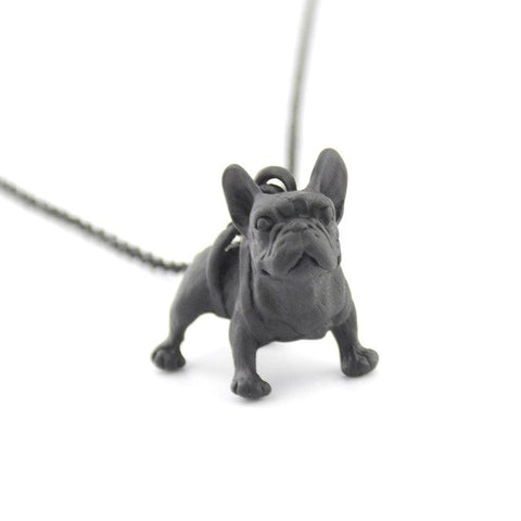 Image of Bohemian Maxi Frenchie Necklace