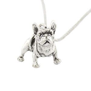 Bohemian Maxi Frenchie Necklace