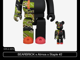 Bearbrick 2019 Trading Stickers - COLORS SNEAKERS