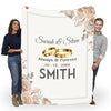Custom Blanket For Couple- Always & Forever