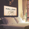 Infinite Love Custom Wall Art
