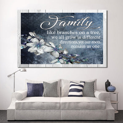 Perfect Family Bond Canvas