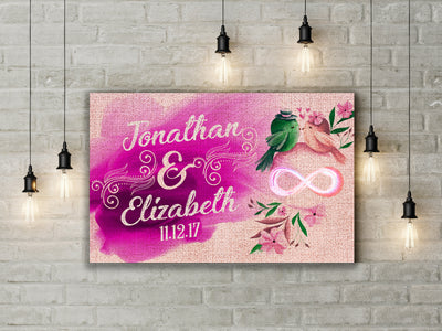 Custom Canvas Wall Art - Amazing Gift For Your Partner
