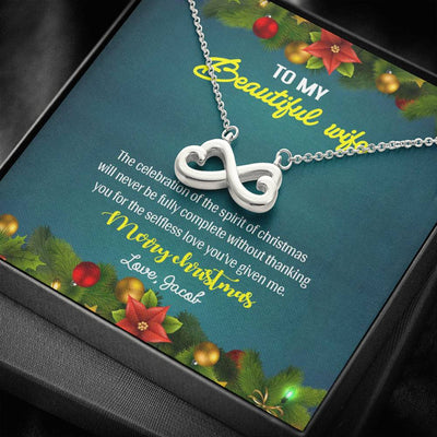 The Selfless Love You've Given Me, Necklace For Wife