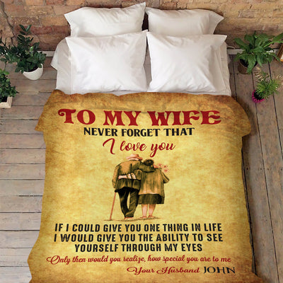 To My Wife - Never Forget That I Love You