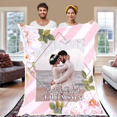 Custom Image Blanket The Perfect Gift
