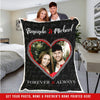Custom Photo Blanket For Your Love