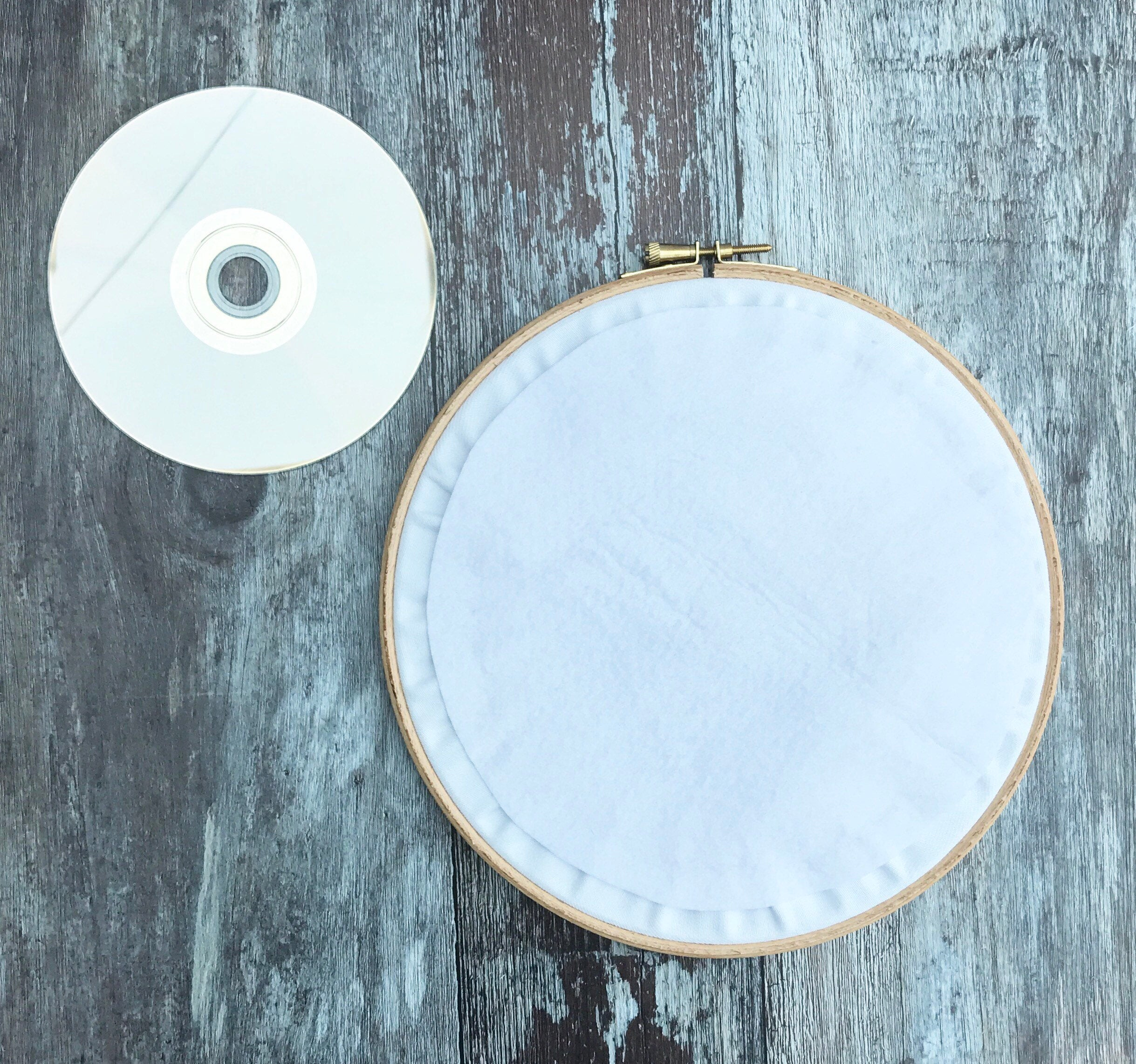 I do what I want, Embroidery hoop art
