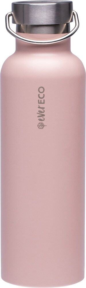 Insulated Drink Bottle Pink 750mL