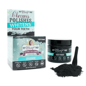 Whitening Tooth Powder Spearmint