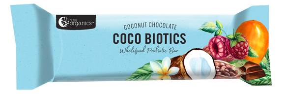 Coco Biotics Wholefoods Bar