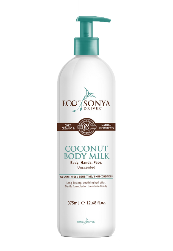 Organic Coconut Body Milk