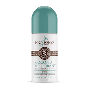 Roll-On Coconut Deodorant
