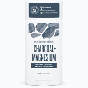 Charcoal and Magnesium Deodorant