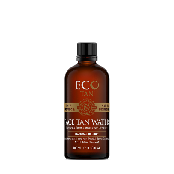 Organic Face Tan Water
