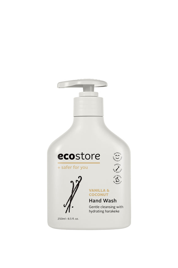 Hand Wash Vanilla & Coconut 250 mL