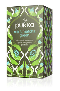 Pukka Mint Matcha Green