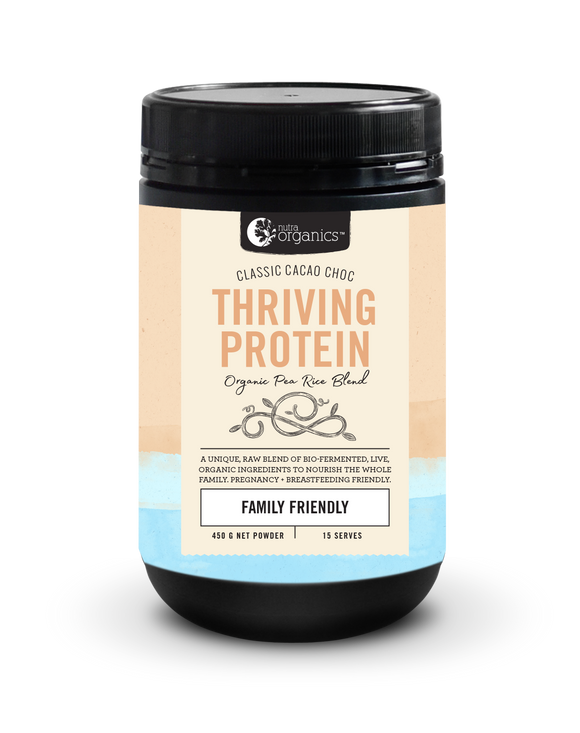 Thriving Protein Cacao Choc - 450 g