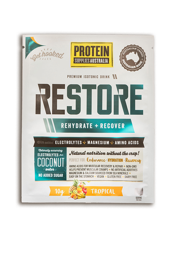Restore Rehydrate & Recover Tropical 200g