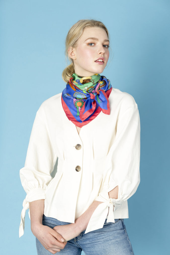 Best in Show Silk Scarf