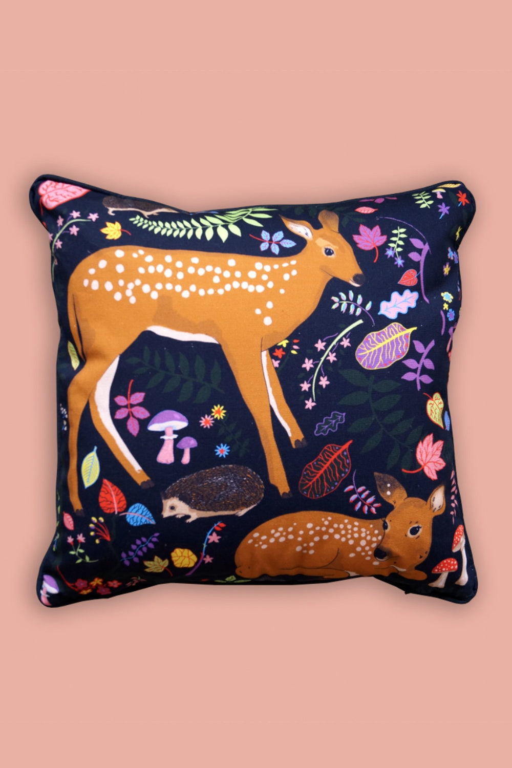 Forest Fawns Cushion