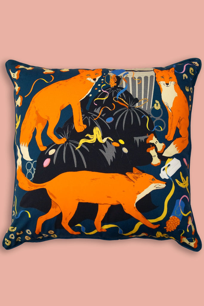 Midnight Feast Cushion