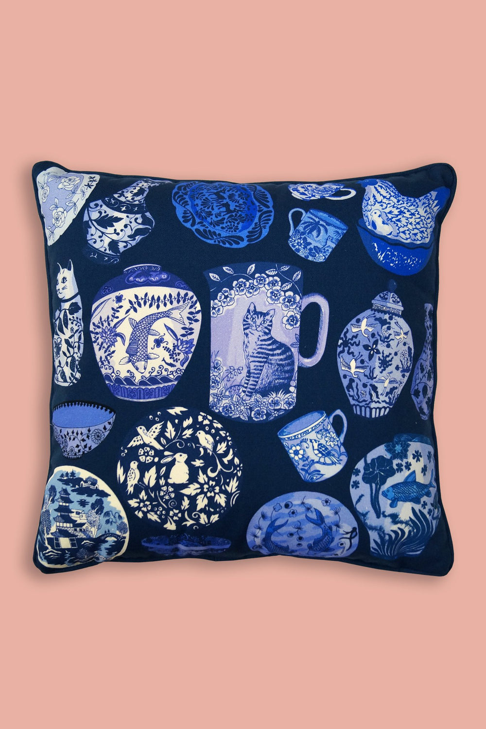 Pottery Cushion